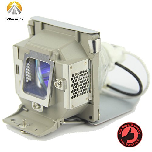(5J.J0A05.001 Replacement Lamp with Housing for BENQ MP515 MP515 ST MP515P MP525 MP526 Projectors)