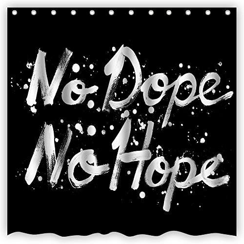 Atwtow Amazing Funny Motivational Quotes No Dope No Hope