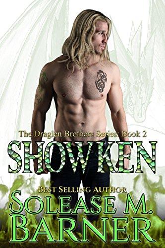 The Draglen Brothers - SHOWKEN (BK 2) cover