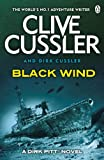 Front cover for the book Black Wind by Clive Cussler