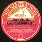 Ivor Novello Recorded 1916 - 1949 CD041C