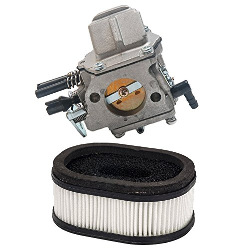 Carburetor Insert (HIFROM Aftermarket Carburetor Carb Air Filter With Black Insert Foam For Stihl Chainsaw 064 066 MS660 NEW # 1122 120 0621)