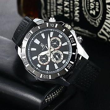 XKC-watches Relojes para Hombres, Hombre Reloj Deportivo Reloj de Vestir Reloj de Moda