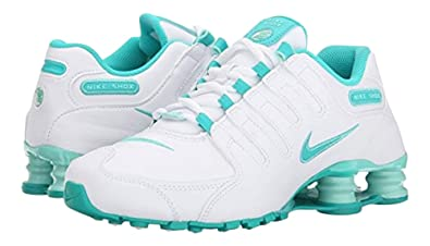 Nike Shox NZ EU Women's Shoes 5 B - Medium