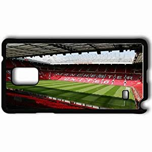 Personalized Samsung Note 4 Cell phone Case/Cover Skin 2013 2013 old traford manchester united Black