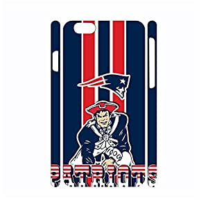 Fantastic Football Series Team Logo Print Hard Plastic Skin for Iphone 6 Case - 4.7 Inch by lolosakes