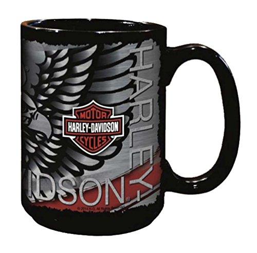 Harley Davidson Distressed Shield Coffee HD HD 923 product image