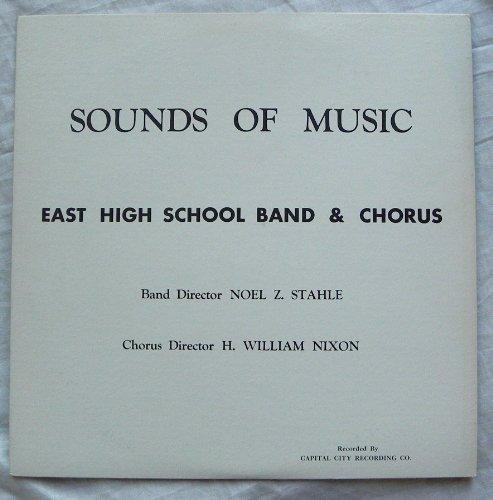 Sounds of Music, East High School Band & Chorus, Harrisburg Pa (April 7, 1964)