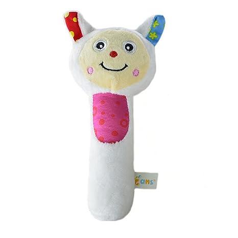 Sungpunet - Campana de peluche para bebé, juguete de peluche con ...