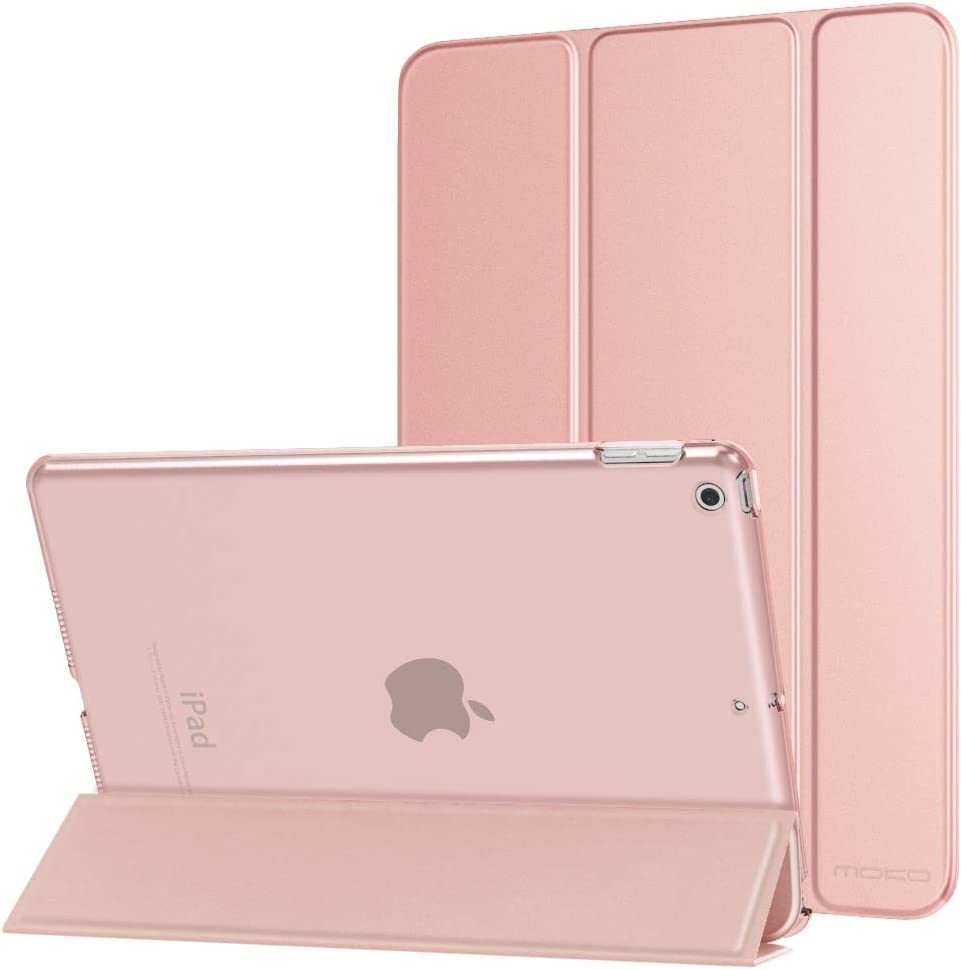 MoKo Case Fit New iPad 7th Generation 10.2