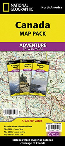dle] (National Geographic Adventure Map) ()