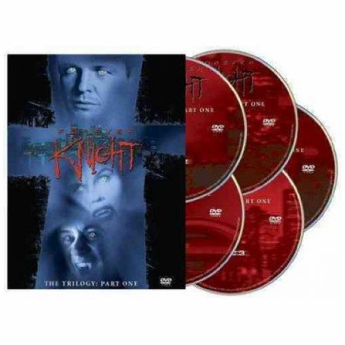FOREVER KNIGHT TRILOGY-PART 1 (DVD/5 DISC/P&S 1.33/STEREO)
