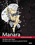Manara Werkausgabe 01: Die Reise nach Tulum / Die Reise des G. Mastorna, genannt Fernet