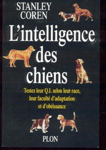 L'intelligence des chiens by (Paperback)