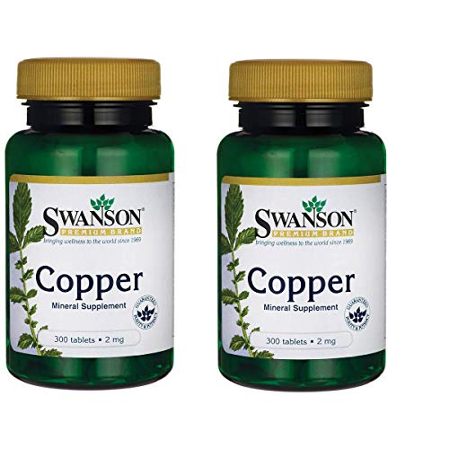 Bestselling Copper Dietary Supplements