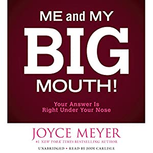 Me and My Big Mouth! Audiobook