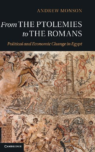 From the Ptolemies to the Romans: Political and Economic Change in Egypt