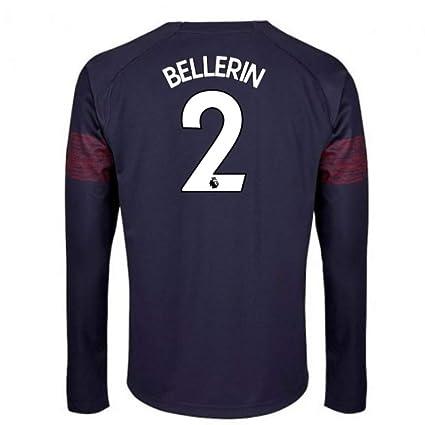 release date: 97a0a b56bb Amazon.com : 2018-2019 Arsenal Puma Away Long Sleeve ...