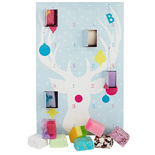 Bomb Cosmetics Countdown To Christmas Advent Calendar by Bomb Cosmetics