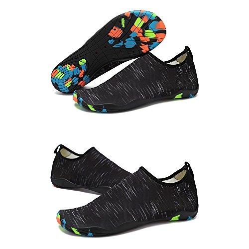 Nudi D acqua Surf Breath Socks Spiaggia dry Scarpe Nuoto Unisex Sport Piscina  Aqua Antiscivolo Water Piedi Quick Outdot A Da ... 351d27c3854