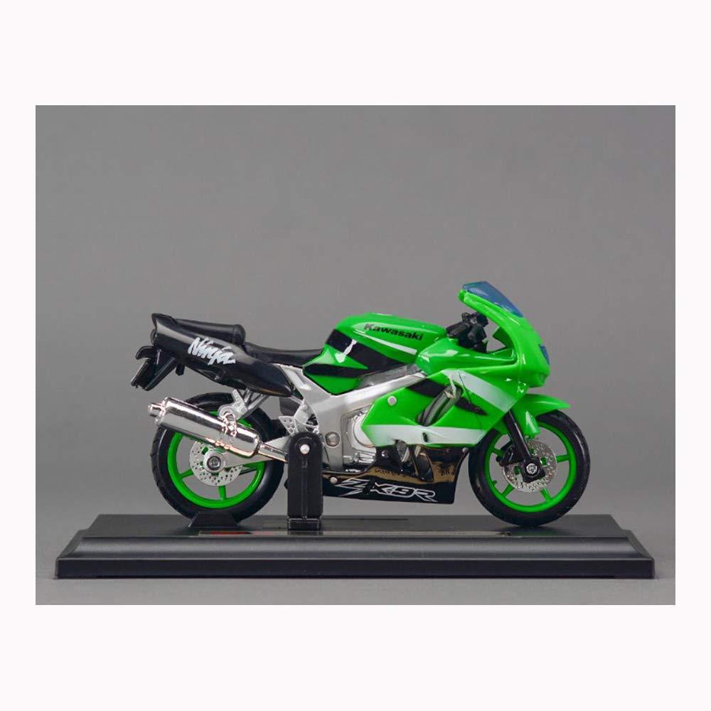 Sunta 1:18 Kawasaki H2R Modelo de Locomotora de Carreras de ...