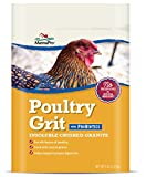 oyster shell for chickens - Manna Pro Poultry Grit with Probiotics, 5 lbs.