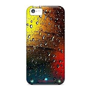 Faddish Phone Rain Case For Iphone 5c / Perfect Case Cover