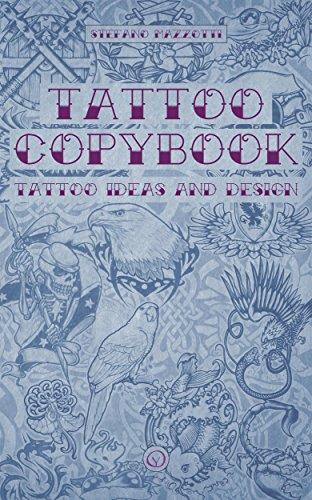 TATTOO Copybook: Tattoo ideas and design -