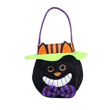 Vi.yo Bolsas de Galletas de Caramelo de Halloween,La Bolsa ...