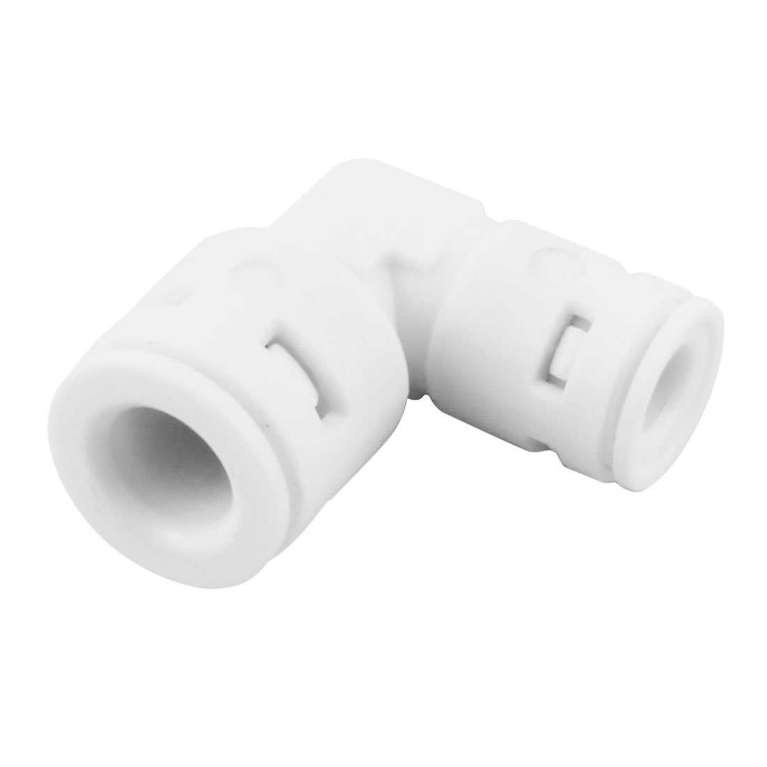 sourcingmap® Home Replacement 6mm to 10mm Diameter Tube Push in Water Dispenser Quick Adapter US-SA-AJD-307082