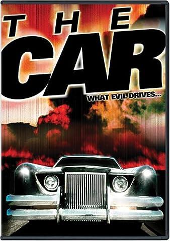 The Car (Police Car Dvd)
