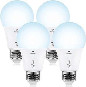 "Sengled Smart Light Bulbs, Smart Bulbs That Work with Alexa & Google Home, Alexa Light Bulb No Hub Required, A19 WiFi Light Bulbs Daylight High CRI>90, CEC Title 20, E26 800LM 60W Equivalent"" /></a></div> <div class="