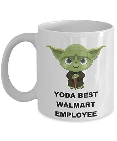 Yoda Best Walmart Employee