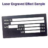 ebamaz Anodized Aluminium Laser Engraved Mount