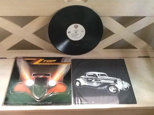 Zz Top Pristine Vinyl Lp, Eliminator, 1983 Original for sale  Delivered anywhere in USA