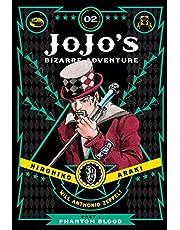 JoJo's Bizarre Adventure: Part 1--Phantom Blood, Vol. 2 (Volume 2)