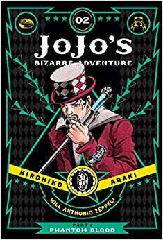 :TXT: JoJo's Bizarre Adventure: Part 1--Phantom Blood, Vol. 2. images Template MEDLINE Italian James prospect Marina