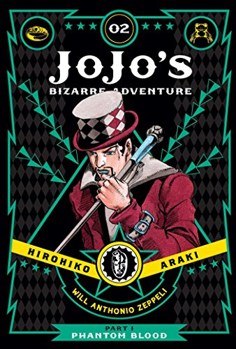 JoJo's Bizarre Adventure: Part 1-Phantom Blood, Vol. 2