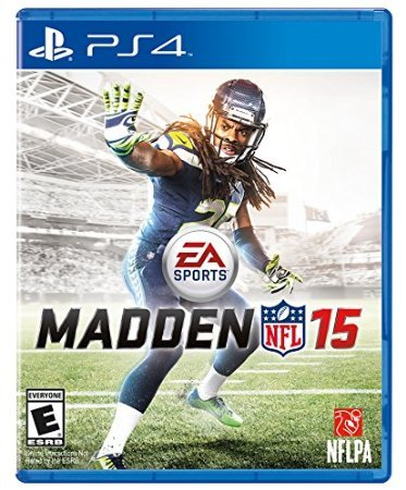 Electronic Arts 014633367836 36783 Madden NFL 15 Standard