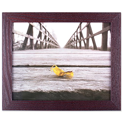 DII Espresso Wall Picture Frame 8x10