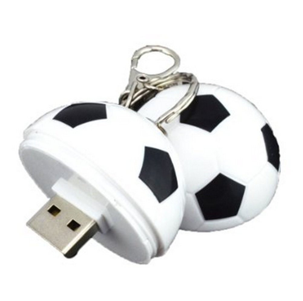 DaoRier Flash en forma de fútbol USB Flash Drive U Memory Stick ...