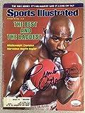 Marvin Hagler Signed Sports Illustrated Mag Boxing