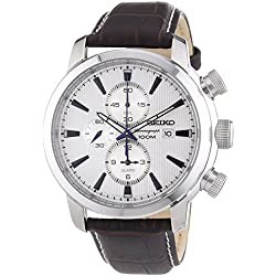 Watch Seiko Neo Sports Snaf51p1 Men´s White