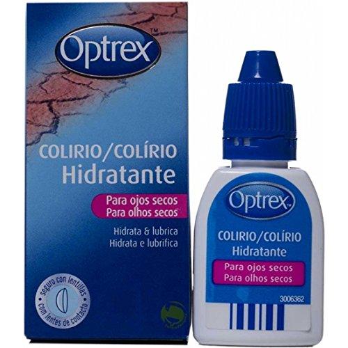 Optrex Collirio Idratante per la secchezza degli occhi. 28280
