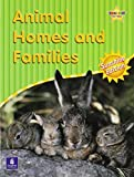Animal Homes and Families, Second Edition (Scott Foresman ESL Little Books, Kindergarten Level) 9780130275196