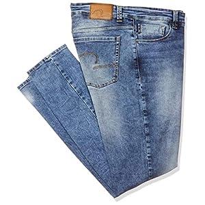 Spykar Men's SKN-02AG-18 Skinny Jeans