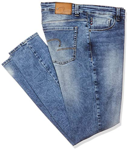 Spykar Men's SKN-02AG-18 Skinny Jeans 2021 July Care Instructions: Machine Wash Fit Type: Skinny Skinny Fit