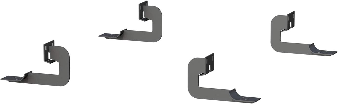 ARIES 4504 Mounting Brackets for 6-Inch Oval Nerf Bars Sold Separately
