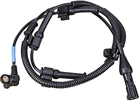 AIP Electronics ABS Anti-Lock Brake Wheel Speed Sensor Compatible Replacement For 2003-2005 Ford Lincoln Mercury Front Right Passenger Left Driver Oem Fit ABS488