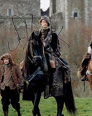 SAM HEUGHAN - Outlander AUTOGRAPH Signed 8x10 Photo